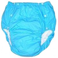 Cloth Diaper with Snaps and PVC Backing (CD415) €23.95