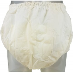Pull-on Cloth Diapers with PVC outer and Cotton inner