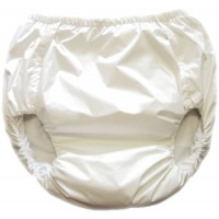 Cloth Diaper with Snaps and TPU Backing