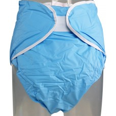 All in 1 TPU Backed Washable Incontinence Diaper