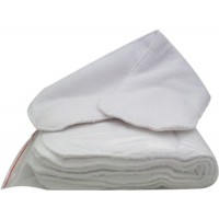 4 Clothdiaper Inserts consisting out of 3 Layers Microfibre 50x15cm (IK370) €13.95