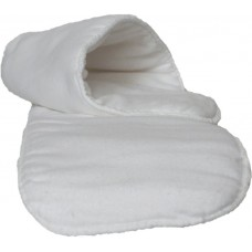 4 Clothdiaper Inserts consisting of 5 Layers Microfibre and Cotton Outer 75x15cm