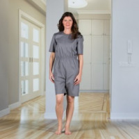4Care Anti-Tear Body Short Sleeves and Legs - Various Colors (KL4C2520) €93.50