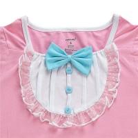 LittleForBig - Pink Wonderland Onesie