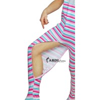 ABClo Onesie with Long Legs, Stripes Print (KL356S-2) €23.50