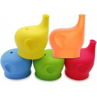 Spill Proof Sippy Spouts, Multicolor
