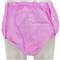 PVC Plastic Pants with Snaps (PB232) €13.50