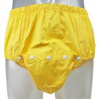 Breathable PUL Pants, Front Open Snaps (PB275) €14.50
