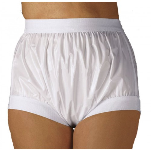 Plastic Pants With Wide Strong Soft Elastics (PB206) €12.50