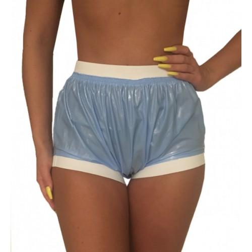 PVC Pants with wide Elastics - Fabimonti