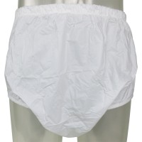 Pull-Up Protective PVC Pants