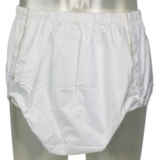Breathable PUL Pants with Snaps on Side