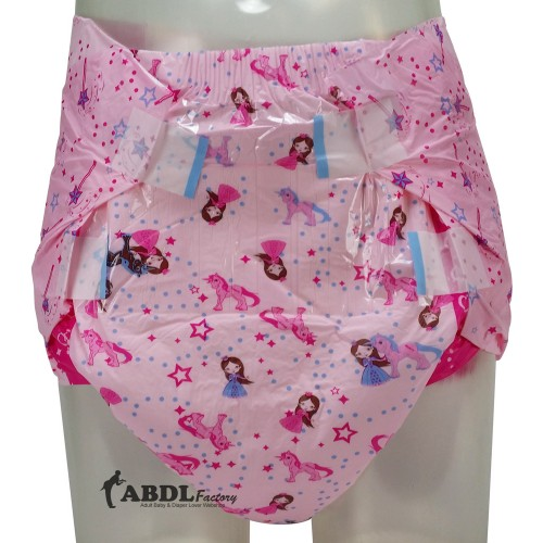 Rearz Pink Princess, Crazy Absorbent, Plastic Backed (PL164P) €24.50