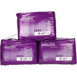 Absorin Comfort Pants Super, Cotton Feel