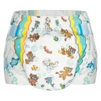 Crinklz AQUANAUT Print Slip Diapers, Plastic Backed (PL808) €17.95