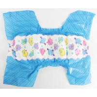 Rearz Lil Monsters, Plastic Backed Print Diapers