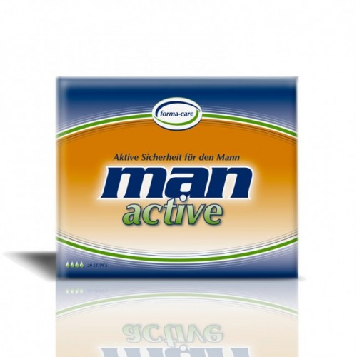 Forma-Care Man Active, Inserts Specifically for Men, 14 Pack (PL766-1) €6.75