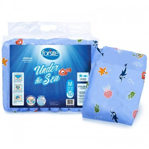 Forsite Slip Under the Sea, Plastic Backed (PL813) €18.95