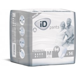 ID Pants Normal, 14 Pack