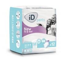 ID Pants Fit & Feel Normal, Single Pant (SSS781N-1) €1.45