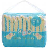 LittleForBig - Little Trunks, Plastic Backed