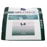 Abena Abri Form X-Plus, M4/L4, Plastic Backed (PL101-1) €22.50