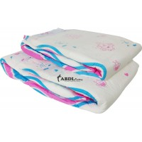 MyDiaper Night PRINT Adult Briefs, Plastic Backed, 10 Pack (PL115C-1) €14.95