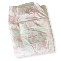 Rearz Rebel PINK Skull Print Plastic Backed (PL796) €23.50