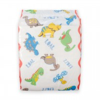 Rearz Dinosaur Elite Diapers, max 6200ml