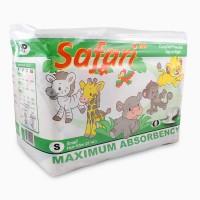 Rearz Safari Print, Crazy Absorbent Plastic Backed (PL164S) €24.50