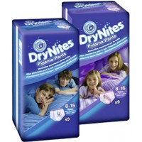 HUGGIES DRYNITES Pajama Pants (PL113) €10.00