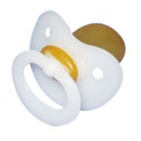 Medicpro NUK5 Latex Pacifier for Adult size S - SMALL