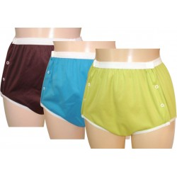 Sanygia SANYCOLOR Protective Underwear with Snaps