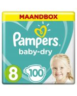 Pampers Size 8, (17+ kg)