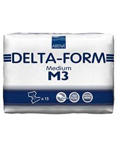 Abena DELTA Form 3, Cotton Feel