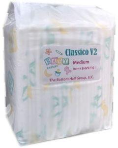 Bambino Classico V2, Plastic Backed