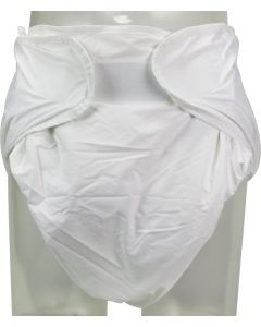 All in 1 PUL Backed Washable Incontinence Diaper