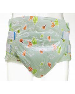 Fab Sense, Adult Diapers City Print