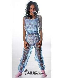 AB PVC Dungery Trousers, Different colors
