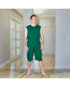 4Care Anti-Tear Body No Sleeves, Short Legs - Various Colors