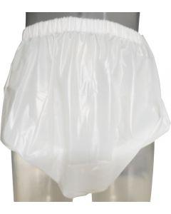 Extra Deep Pull-On Printed Plastic Pants