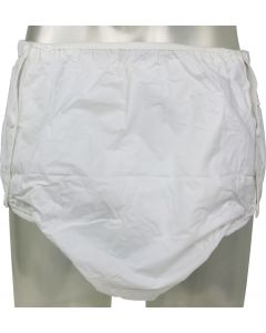 Plastic Pants with NET Pocket for Absorbent Inserts and Snaps