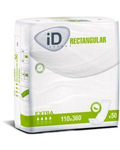 ID-Expert Rectangular Boosters, 11x36cm